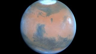 Mars  -  Blue Sky