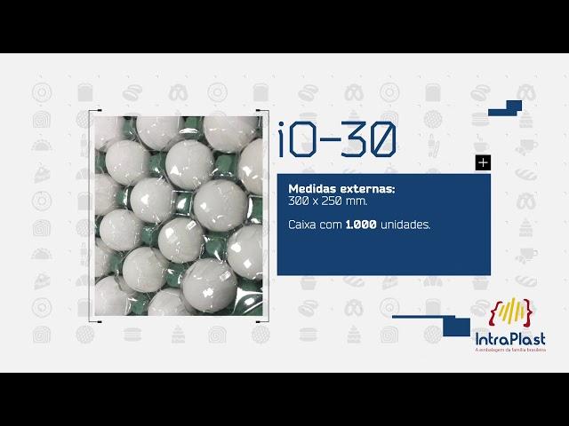 iO-30 | Embalagem IntraPlast