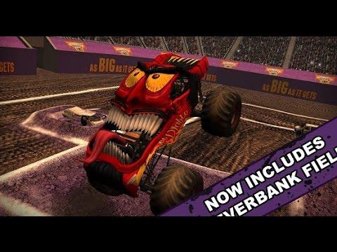 monster jam para #niños monster trucks for #kids - YouTube