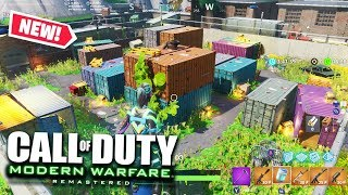 Playing Call of Duty SHIPMENT Map in Fortnite Creative Mode! (INTENSE Free For All!)