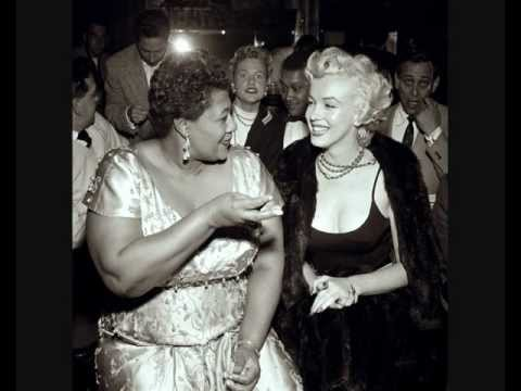 Marilyn Monroe  Talking About Ella Fitzgerald, Frank Sinatra And Sammy Davis jr