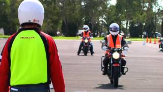 Learn to Ride at HART! Getting Your Learner Permit With Honda Australia Roadcraft Training