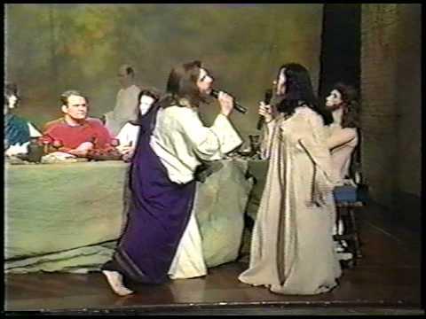 Ben Stiller performs Jesus Christ Superstar