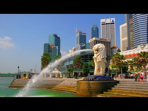 Beautiful Places in singapore - Small trip in singapore(metro,airport,central area)