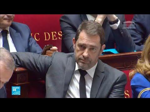 اتهامات لوزير الداخلية الفرنسي بعدم الكفاءة بسبب العنف خلال احتجاجات السترات الصفر  - نشر قبل 3 ساعة