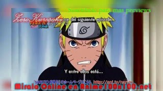 Naruto Shippuden Episode #443 Preview HD ナルト 疾風伝