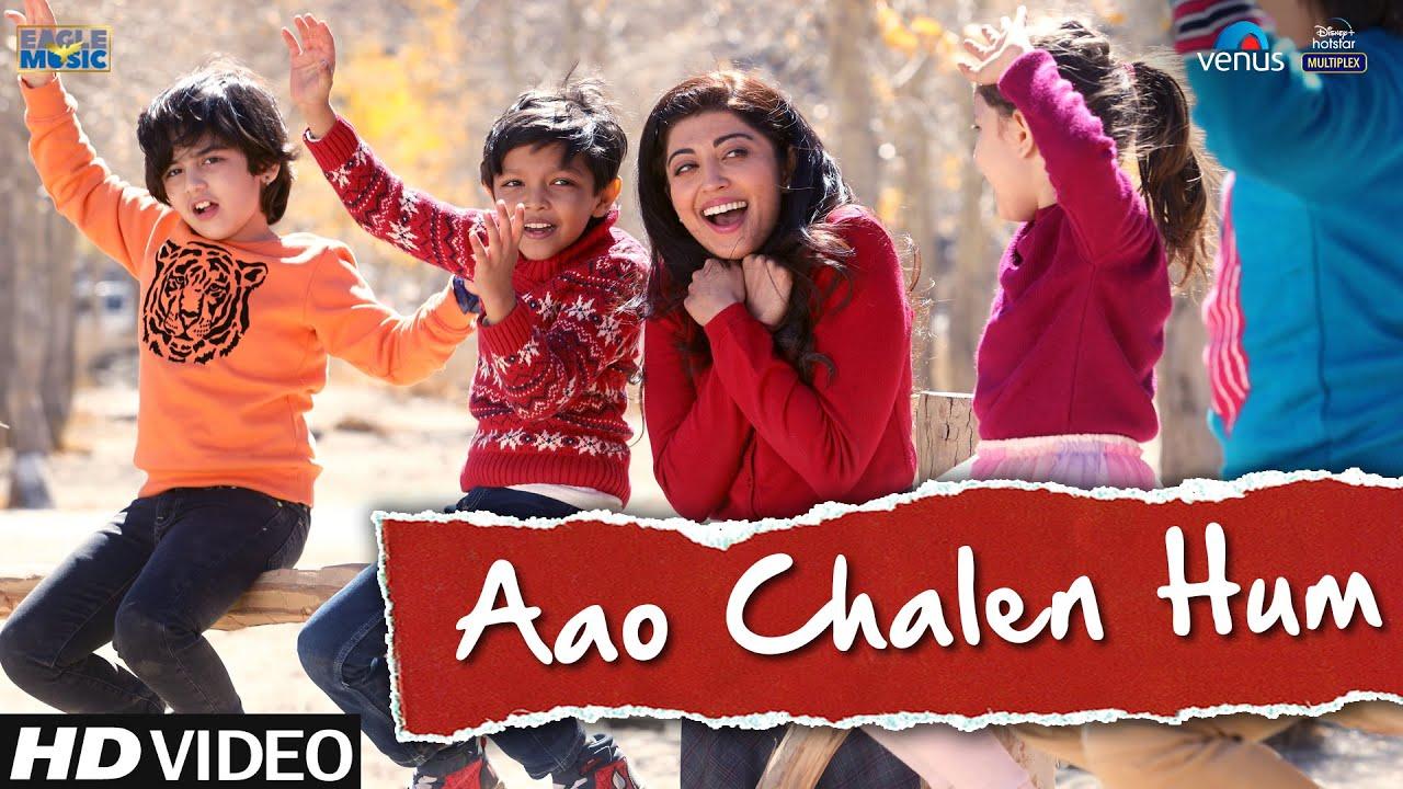 Aao Chalen Hum: HUNGAMA 2 | Antara, Nakash | Meezaan, Pranitha | Anu M, Sameer | New Hindi Song 2021