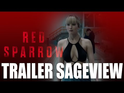 Red Sparrow Official Trailer | SageView