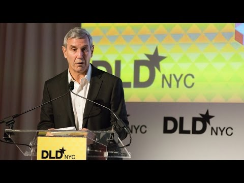 Audience, Relevance And Context – The Future Of PR And Marketing (Richard Edelman) | DLDnyc 16