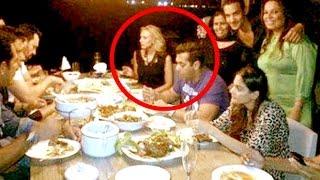 OMG: Salman Khan Is Finally Getting MARRIED To Model Lulia Vantur - Seen Having Family Dinner
