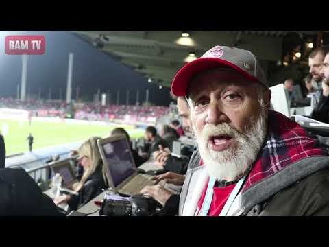 BAM TV  35αρισε στο Λουξεμβούργο ΝΤΟΥΝΤΕΛΑΝΖ-ΟΛΥΜΠΙΑΚΟΣ 0-2