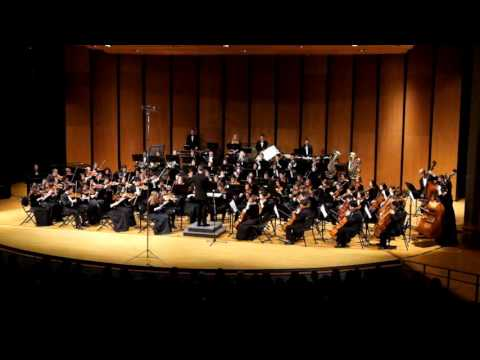 VHHS Symphony Orchestra 11/2015 - That Baba Yaga song