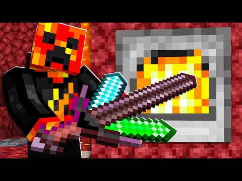 9 NEW Ways to Craft with ANCIENT DEBRIS! - Minecraft - PrestonPlayz
