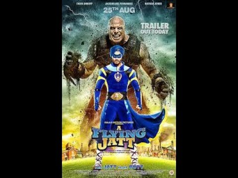 FLYING JATT 2016.