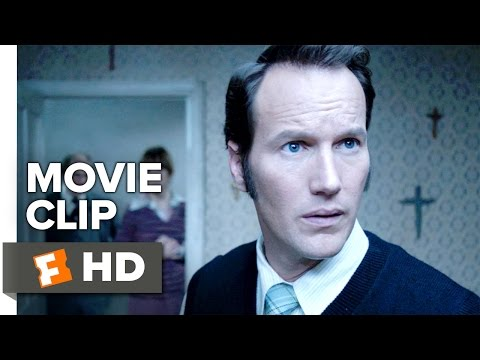 The Conjuring 2 Movie   We Can Hear It 2016  Frances O'Connor, Simon McBurney Movie HD