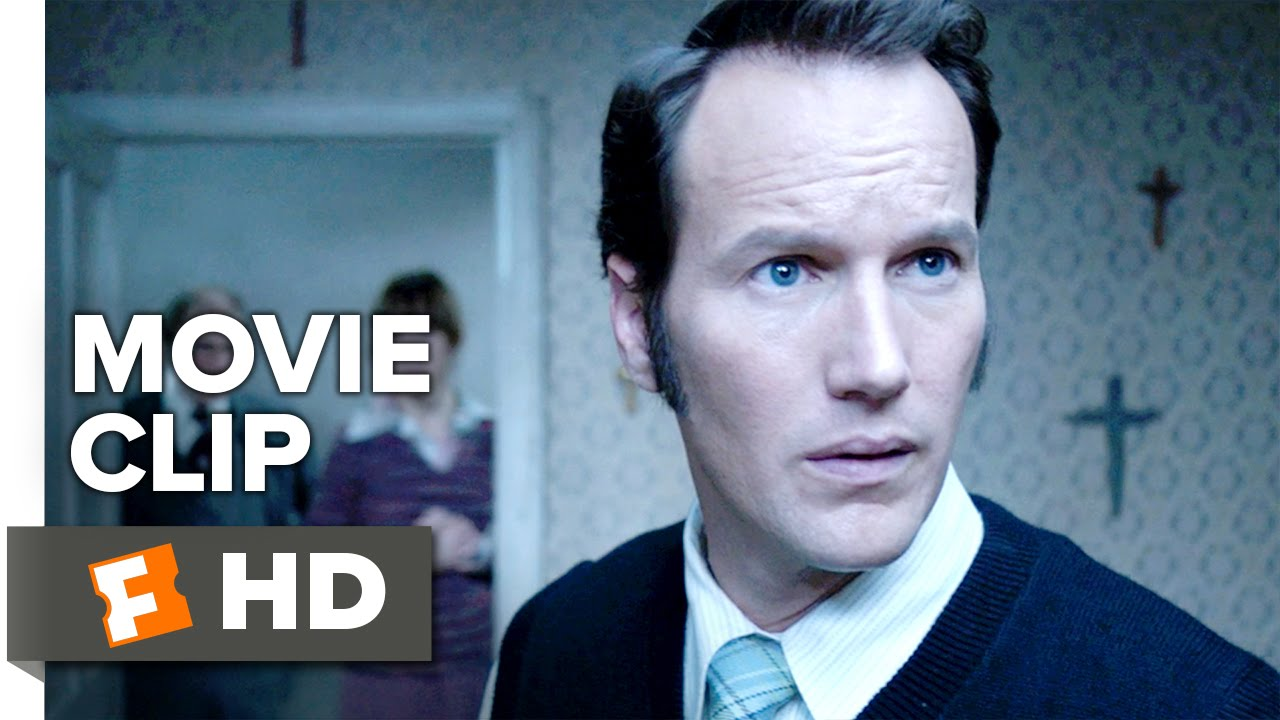 Download The Conjuring 2 Movie CLIP - We Can Hear It (2016) - Frances O'Connor, Simon McBurney Movie HD