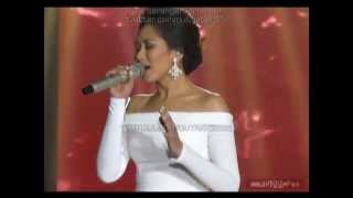 Sarah Geronimo - Maybe This Time (45th Box Office Entertainment Awards) OFFCAM (18May14)