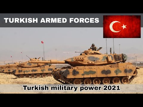 Turkey military power 2021 | Turkish Armed Forces | how powerful is Turkey
