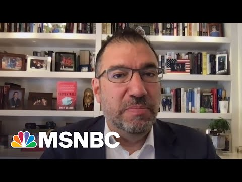 Andy Slavitt On FDA Approval For Covid Vaccine   MSNBC