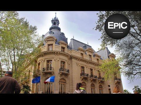 Embajada de Francia / Embassy of France - Buenos Aires, Argentina (HD)