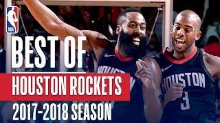 Best of Houston Rockets | 2017-2018 NBA Season