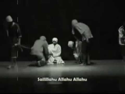 Lagu Daerah Tidore- Syailillahhu Allah Hu...
