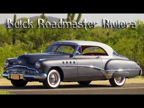 Buick Roadmaster Riviera – Первый Американский ХАРДТОП