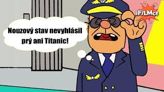 #34 Potomek kapitána Titaniku promluvil! Byl tenkrát vyhlášen nouzový stav? (Pytlíkov aktuálně)