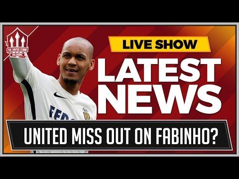 MAN UTD Miss OUT On FABINHO? MANCHESTER UNITED TRANSFER NEWS