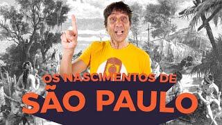 O NASCIMENTO DE SÃO PAULO - EDUARDO BUENO