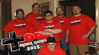 At TooManyGames 2015!