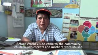 Sponsorship transforms lives in Huanta, Peru | World Vision