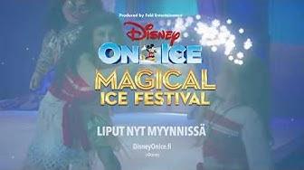Disney On Ice: Magical Ice Festival Suomessa talvella 2020!