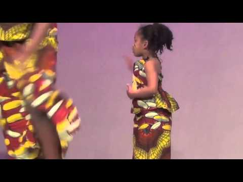 Afriky Lolo Presents West African Dance