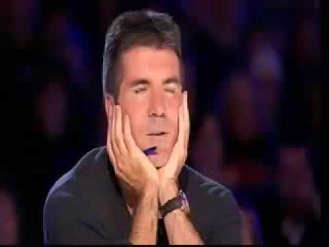 The first round of Britains Got Talent 2009