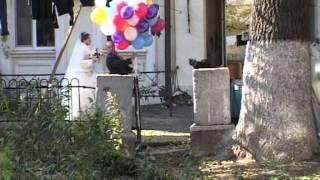 Свадебная прогулка по Одессе.Наша осень