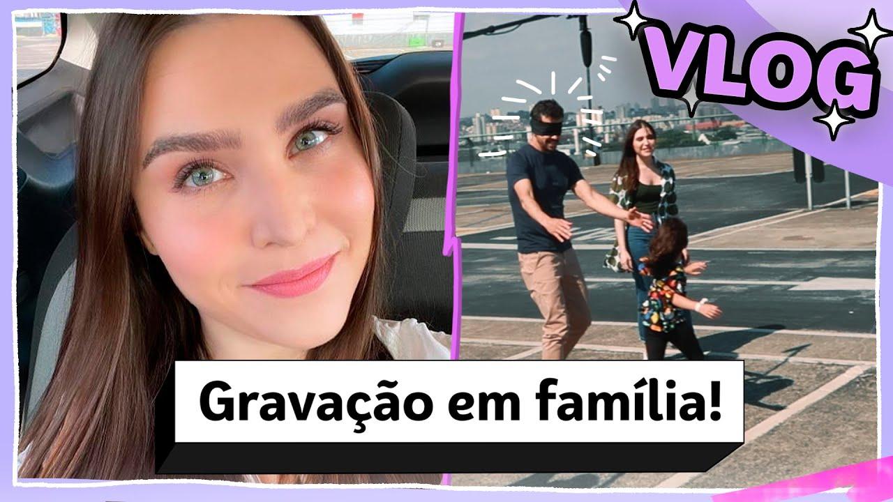 Download Gravação em família! Vlog em São Paulo | Lu Ferreira