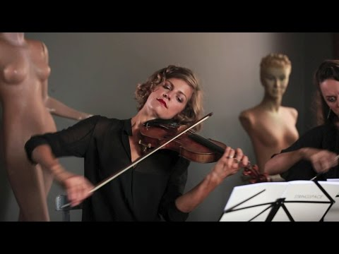 All Creatures Of Our God & King  Stringspace  String Quartet