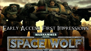 Space Wolf - Early Access First Impressions - 40Gaming