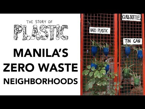 Manila's Zero Waste Neighborhoods