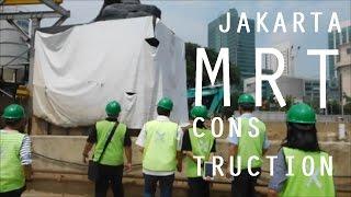inside MRT JAKARTA // Danto Prasasya // Indonesia