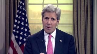 Secretary Kerry's Video Message To D3 Innnovation Summit