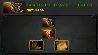 """3. Обзор артов 6.84 """"Boots of travel - level 2"""""""