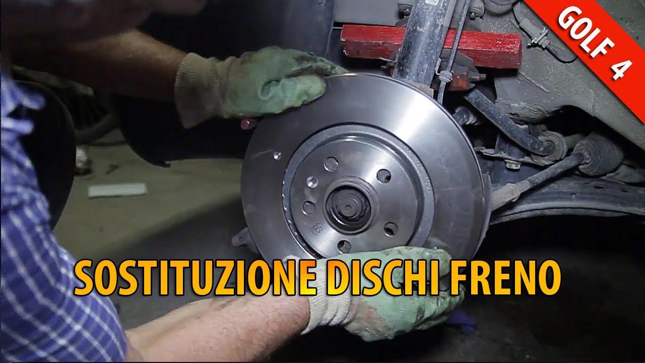 ineguagliabile comprare a buon mercato foto ufficiali Golf 4 🔧 Replacing front brake discs