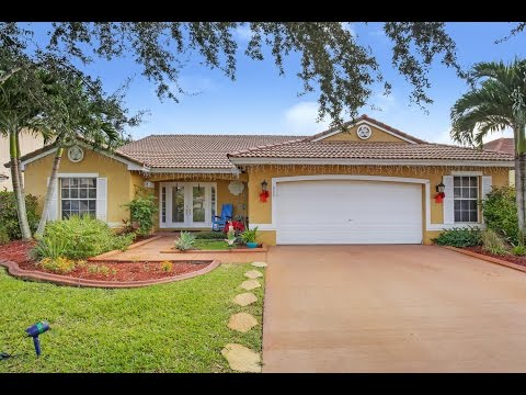 Estancia Home For Sale: 335 SW 185th Ave, Pembroke Pines, FL 33029 - 954-745-4735