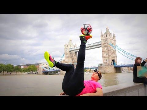 ANDREW HENDERSON & KIERAN BROWN - LONDON SKILLS VLOG!!!