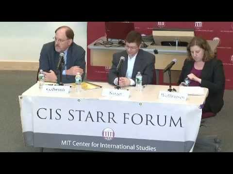 Starr Forum: Inequality and Instability: A Study of the World Economy Just Before the Great Crisis