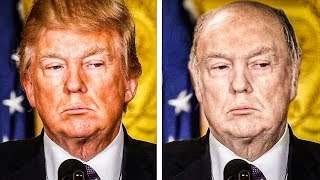 Photographer Shows Trump Without Fake Tan And Fake Hair And It's Hilarious