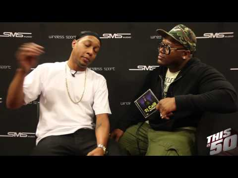 """DJ Quik Says Tupac Haunts The Studio; People Picking on Suge Knight; """"The Midnight Life"""""""