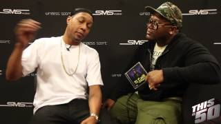 "DJ Quik Says Tupac Haunts The Studio; People Picking on Suge Knight; ""The Midnight Life"""